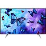 Televizor LED Samsung Smart TV QLED 55Q6FN Seria Q6FN 138cm argintiu 4K UHD HDR