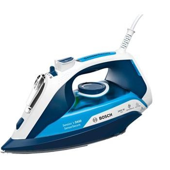 Fier de calcat Bosch TDA5024210 Talpa Ceranium-Glissee 2450W Albastru tda5024210