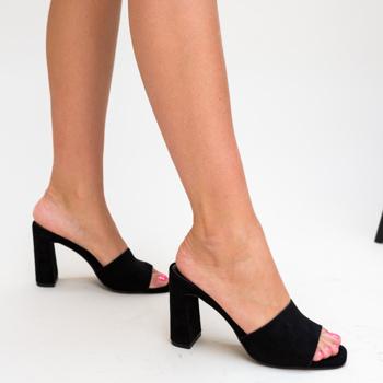 Sandale Guste Negre