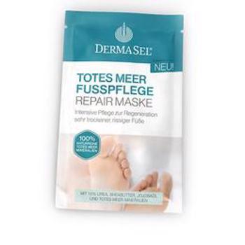 Masca reparatorie pentru picioare, Dermasel, 12 ml