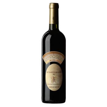 Vin rosu sec Symposion, Feteasca neagra, 0.75L