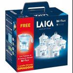 Pachet 6 cartuse filtrante de apa + Cana Laica Stream J31AF Cadou J996W