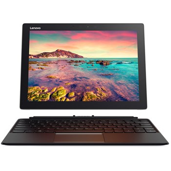 Notebook / Laptop 2-in-1 Lenovo 12'' IdeaPad Miix 720 IKB, QHD Touch, Procesor Intel® Core™ i5-7200U (3M Cache, up to 3.10 GHz), 4GB DDR4, 128GB SSD, GMA HD 620, Win 10 Pro, Black