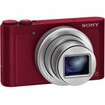 Aparat foto digital Sony Cyber-Shot DSC-WX500, 18.2MP, High zoom, Wi-Fi, NFC, Red