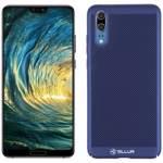 Husa de protectie Tellur Heat Dissipation pentru Huawei P20 Blue tll121654