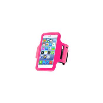 Armband Serioux pentru smartphone Roz