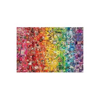 Puzzle Cobble Hill - Rainbow, 2.000 piese (Cobble-Hill-89003)