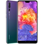 Smartphone Huawei P20 Pro, Ecran 1080 x 2240 pixeli, Kirin 970 2.4 GHz, Octa Core, 128GB, 6GB RAM, Dual SIM, 4G, NFC, 4-Camere: 40 mpx + 24 mpx + 20 mpx + 8 mpx, Twilight