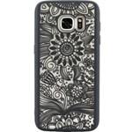 Husa Capac Spate Spirit Natural Negru SAMSUNG Galaxy S6 Edge