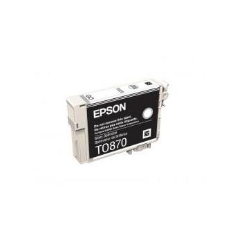 Epson T0870 - Cartus Imprimanta Gloss Optimizer pentru Epson R1900