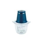 Tocator Charm Heinner HMC 300BL 300 W 2 cutite inox bol de sticla 2 viteze Albastru