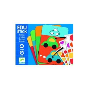 Edu Stick Stickere educative Culori dj08377