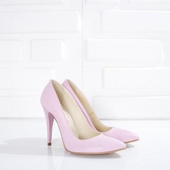 Pantofi dama Piele Tilidin roz