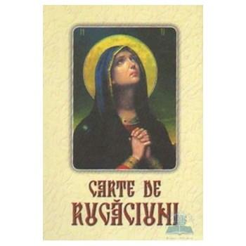 Carte de rugaciuni cu scris mare cartonata Agapis 372212