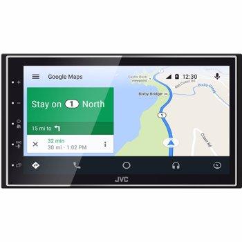 "Media Player Auto JVC KW-M741BT, Touchscreen 6.8"", 4 x 50W, USB, Bluetooth"