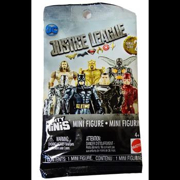 Figurine / Mini Figurina Surpriza Justice League, Seria 2