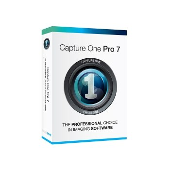 PhaseONE Capture One Pro 7 - software editare imagini / fotografii