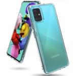 Husa Samsung Galaxy A51, MyStyle ,Silicon TPU 2.0mm Transparenta