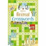 Animal Crosswords, Paperback