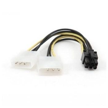 Cablu Alimentare Gembird VGA card PCI-E 5.25 Molex to 5.25 Molex cc-psu-6