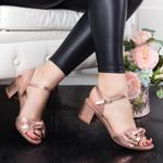 Sandale Lorelima roz pal elegante -rl