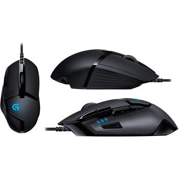 Mouse Gaming Logitech Optic G402 Hyperion Fury Negru 910-004067