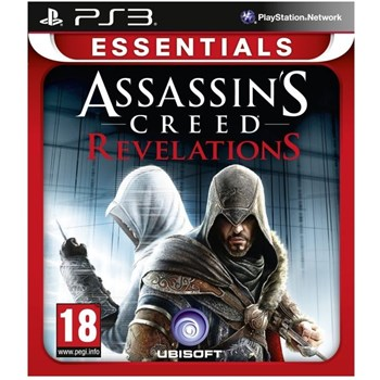 Assassins Creed Revelations Essentials PS3 ubi4070097