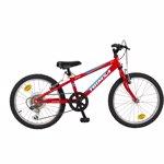 Biciclete copii / Bicicleta Toimsa, 20 inch, MTB, Red, 6V