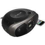 Microsistem audio AKAI BM004A-614, CD-Player, Radio, USB, 2x1W