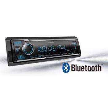 Media Receiver Auto Kenwood KMM-BT206