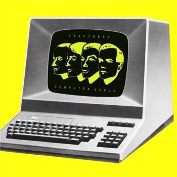 VINIL Universal Records Kraftwerk - Computer World