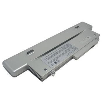 Acumulator Dell Latitude X300 argintiu 8 celule