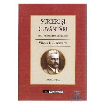 Scrieri si cuvantari Vol. 3 (Ianuarie 1912 - Decembrie 1914) - Vintila I.C. Bratianu