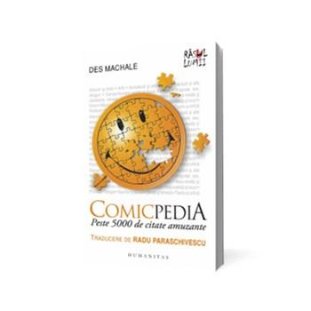Comicpedia. Peste 5000 de citate amuzante