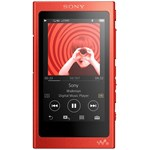 MP3 Player Sony NWA35R 16GB Red