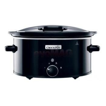 Slow Cooker Crockpot CSC031X-DIM 5.7L 220W Functie pastrare la cald Negru CSC031X-DIM