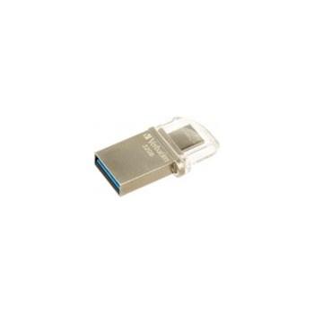 USB Flash Drive Verbatim Micro Drive USB 3.0 32GB 49826
