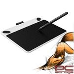 Tableta grafica Wacom Intuos Draw Pen Small, White