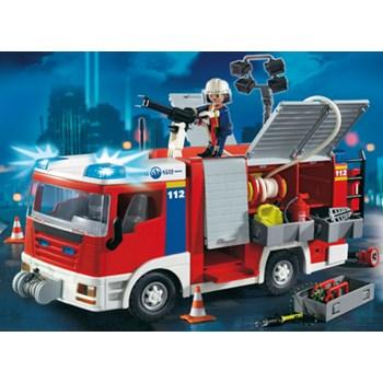 Masina pompierilor, PLAYMOBIL Fire Rescue