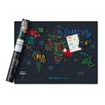 Scratch Off Travel World Map