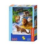 Puzzle 260 - Big Cats