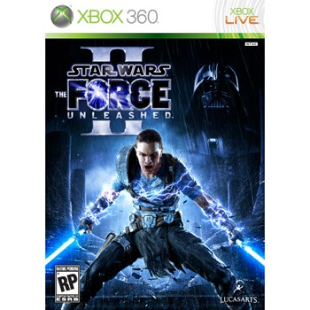 Joc consola LucasArts Star Wars The Force Unleashed II Xbox 360
