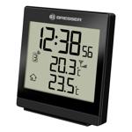 Statie meteo wireless Bresser SQ, termometru, alarma