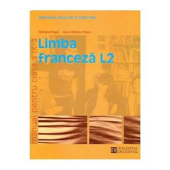 Franceza clasa 9 L2 - Mariana Popa, Angela Soare