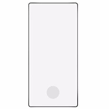 Folie Sticla Lemontti Curbata Samsung Galaxy Note 10 Negru lemfscn10bk