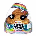Figurine / Set figurina surpriza si gelatina Poopsie Cutie Tooties Surprise, S2, Auriu