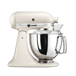 Mixer cu bol Artisan Elegance 5KSM175PSELT, 4,8 L, Cafe Latte, 300W, KitchenAid