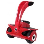 Scooter electric (hoverboard) Robstep Robin M1 ghidon scurt (Rosu)
