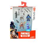 Figurine / Set 4 figurine articulate Fornite Battle Royale, Squad, S1 W4