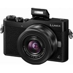 Aparat foto Mirrorless Panasonic Lumix DC-GX800KEGK 3.5-22mm 16MP Black pns00280